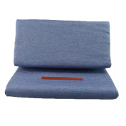 Tablet Pillow Stand for iPad 1/2/3/4/Air/Nexus/Galaxy E-readers etc, wiht pockets