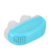 Silicone Anti Snore Nasal Dilators Apnea Aid Device Stop Snoring Nose Clip