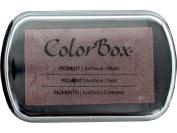 ColorBox Pigment Inkpad Full Size Metallic Blush