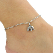 Nikgic Elephant Ankle Chain Anklet Bracelet Foot Chain Pendant for Girls Women Gifts
