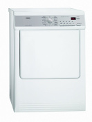 Aeg t75175av Freestanding Front-Load C White – Tumble Dryer 7 kg