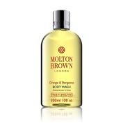MOLTON BROWN Orange & Bergamot Body Wash 300 ml
