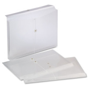Pendaflex Legal Size Clear Poly String Envelopes