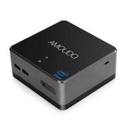 Pegasus AMOUDO HX3 Barebone Intel Haswell i5-4310U 8G/120G HDMI MINI DP WIFI Gigabit LAN Mini PC