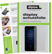 Cubot Note Plus Screen Protector - 2x dipos Matte Protection Films
