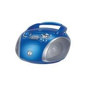 Grundig GRB 2000 USB blue/silver