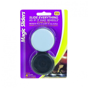 Magic Sliders Concave Round Magic Sliders