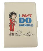 Kindle/Kobo e-Reader Cover - Betty Boop - I Don't Do Mornings