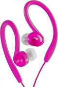 JVC HA-EBX5/PINK EARPHONES SPLASH PROOF SPORTS PINK [1] Pro-Series