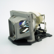 HFY marbull 330-6581 Replacement Lamp w/Housing for DELL 1510X / 1610X / 1610HD Projector