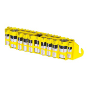 Powerpax Battery Caddy - Yellow