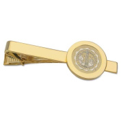NC State Gold Tie Bar