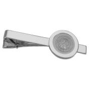 Kansas State Silver Tie Bar