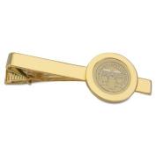 Georgia Southern Gold Tie Bar