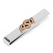 Stainless Steel Oklahoma State Cowboys Tie Bar