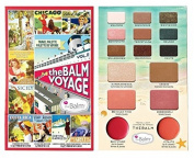 Travel Palette The Balm Voyage Cosmetics Blusher Lip Cheek Face & Eye Shadows Genuine Product, Made in San Francisco, U.S.A. Fabrique aux Etats-Unis …