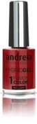 Andreia Hybrid Gel - 2 Steps and No Lamp Required Long Lasting and Easy Removal - Fusion Colour H31