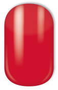 Miss Sophie's exclusive Premium Nail Wraps Lipstick Red 20 ultra-thin self-adhesive longlasting Nail Wraps