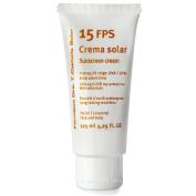 Sunscreen cream 15 FPS 125 ml