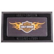 Evergreen Flag Sassafras Shield and Flames Switch Mat Insert with Bar Tray