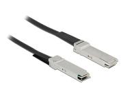 Delock Cable QSFP28 QSFP28 Passive 2 m