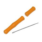 Fin-Finder Snap-Shot Finger Savers Orange
