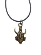 Dean's Supernatural Necklace Amulet Dean Winchester Jensen Ackles TV Pendant