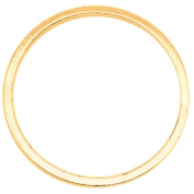 Beadalon Gold Plated Quick Links 25mm Round
