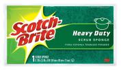 3-M COMPANY Scotch-Brite Heavy Duty Scrub Sponge 425 12/Case