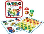 Board Game - Super Mario Checkers/Tic Tac Toe Combo