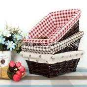 Storage holders, Natural Storage Bins Basket, Arts and Crafts