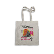 Meet Whiplash Willie Tote Bag