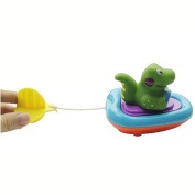 Baby Toys, Hotsellhome Bathing Boat Animal Toys Infant Kids Children Swimming Pool Pull Baby Toy Gift