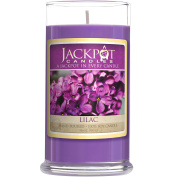 Lilac Necklace Candle