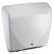 American Specialties Roval Surface Mounted Automatic Hand Dryer, White