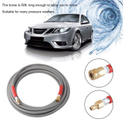 . 15m Pressure Washer Hose Water Cleaning Hose Protable High Pressure Cleaner
