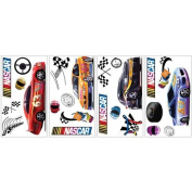 RoomMates WT1068SCS Nascar Peel and Stick Wall Decals