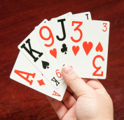 Bandwagon Inc Easy Read Playing Cards