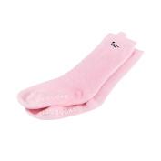Gogogo Lovely Unisex Baby Combed Cotton Anti-slip Socks Knee High Cat Ears Sock Pink -