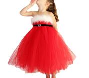 Scothen Toddler Kids Deer Striped Princess Baby Girl Dress Christmas Outfits Dresses Kids Baby Girls Toddler Christmas Outfits Clothes