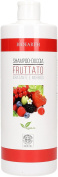BIOEARTH - Family 3in1 Red Fruits Shampoo & Body Wash - Suitable For All Skin Types - Gentle - Moisturising - Daily use - Vegan - 500 ml