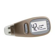 Anself Skin Analyzer Tester Skin Hydration Analyzer Face Moisture Tester Body Skin Monitor Tester Pen Digital LCD Display Analysis