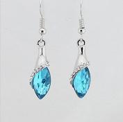 Pengmma Crystal Angel Eye Earring Jewellery Hook