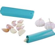 Premium Garlic Peeler ! For Easy Clean Garlic Press Fast Peeler Peel Magic Eco Friendly Silicone Useful Kitchen Tool 13 X 3.5cm