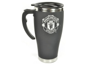 Manchester United FC Foil Print Travel Mug Official Licenced Product