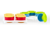 Garden Fresh Freezer Pots from Nuby Perfect for First Solid Food Age 4m+