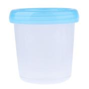 Sharplace New Baby Toddler Feeding Reusable Breast Milk Storage Cups 180ML Snacks Storage