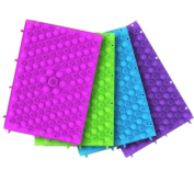GJA Finger plate foot massage pad home pressure finger plate toe pressure plate fitness super pain version of the home