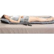 GJA Massage mattress cushions cushions heating massage pads overall waist back multi-function