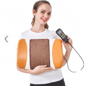 GJA Massage cushions waist multi-function car back